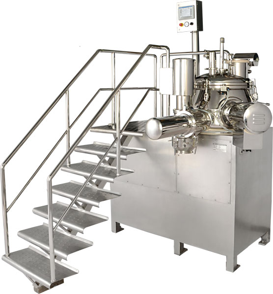 Saizenor Mixer Granulator